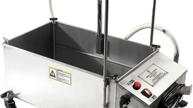 Black Diamond BDOF-110 110 Lb Fryer Oil Filter, Mobile