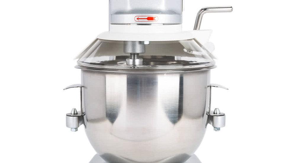 Vollrath 40755 7 Quart Dough Mixer 5 Speed Commercial w/ Hand Guard .33HP