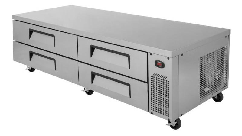 TCBE-82SDR-N Super Deluxe Chef Base