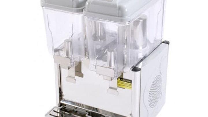 Double Cold Beverage Dispenser -Addcraft JD-2