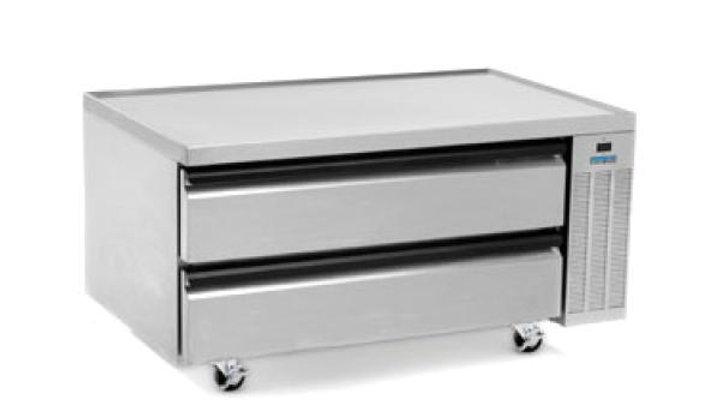 ilver King SKFCB50H/C10 High Capacity Freezer Chef Base