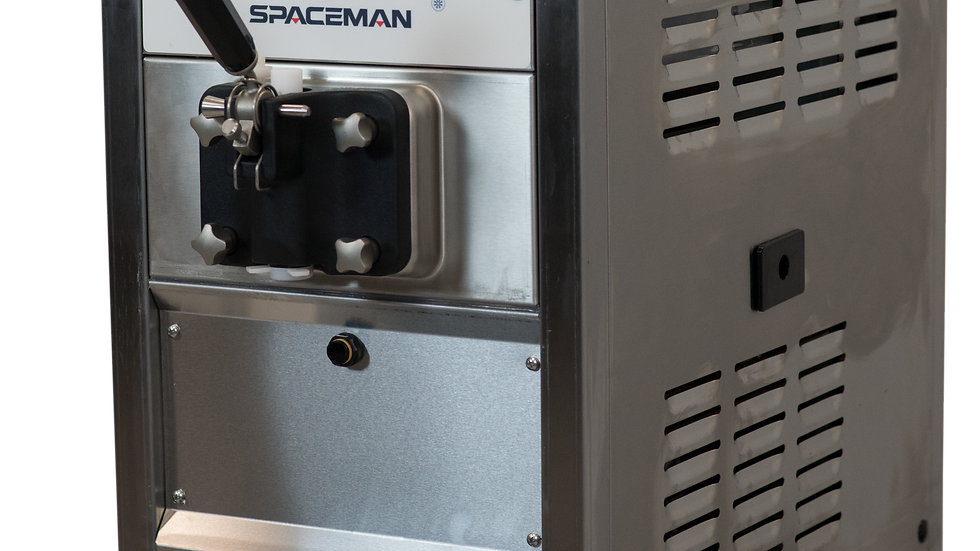SPACEMAN 6210 – Economy, Single Flavor, Low Capacity Counter Top Soft Serve