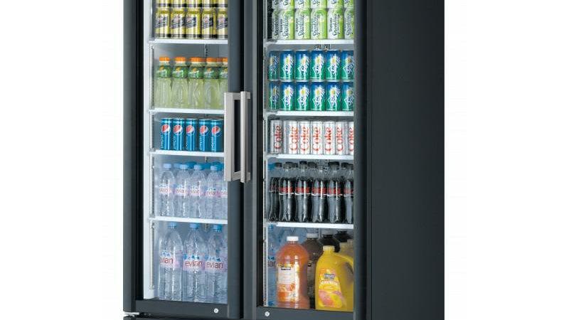 TGM-35SD-N Swing Glass Door Refrigerator