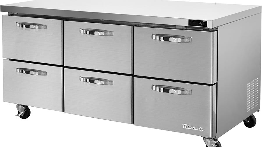 BLUR72-D6-HC Undercounter Refrigerator Drawer
