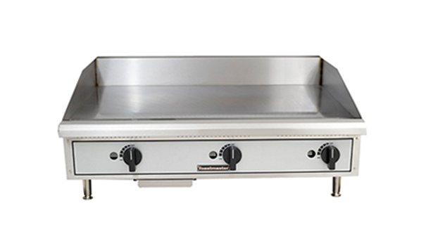 "TMGM36 Toastmaster 36"" Manual Flat Top Grill"
