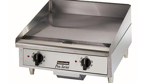 TMGM24 Toastmaster Manual Flat Top Grill