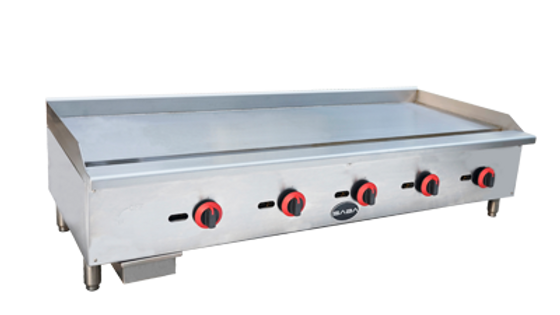 SABA Thermostatically Controlled Flat Top MG-60T
