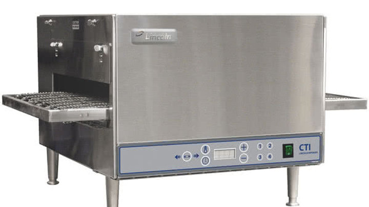 Lincoln 2501/1353 2500 Series Countertop Impinger (DCTI) Electric Conveyor Oven
