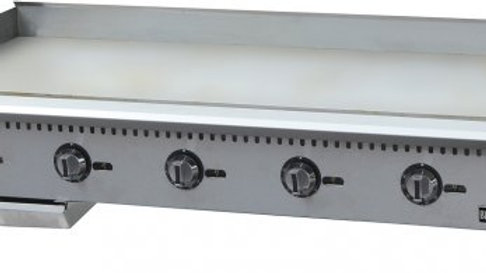 Black Diamond BDCTG-60T 60in Thermostatic Gas Griddle NG