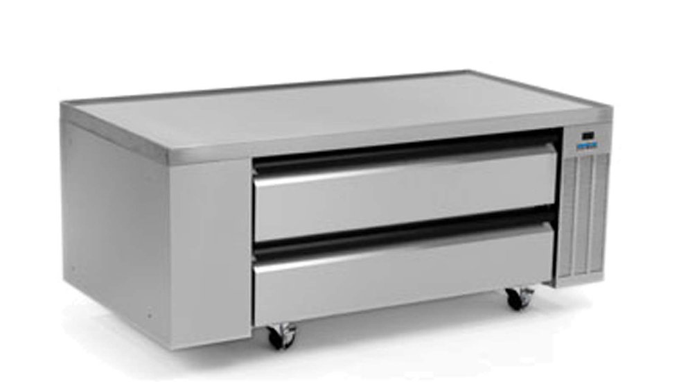 Silver King SKFCB60H/C10 High Capacity Freezer Chef Base