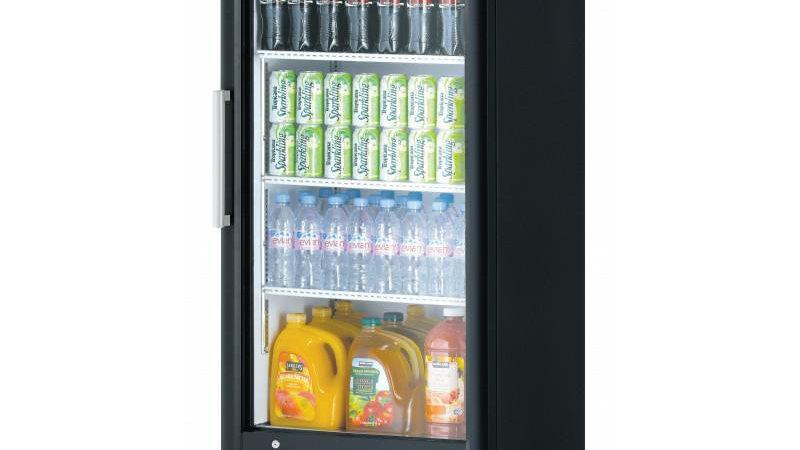 TGM-12SD-N6 Swing Door Glass Refrigerator