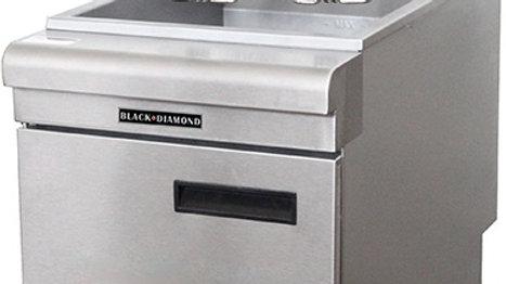 BDCTF-60/LPG 60K BTU Gas Countertop Fryer LPG