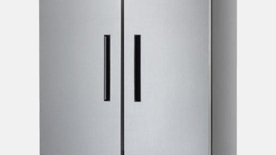 Model AF49 Two Door Freezer