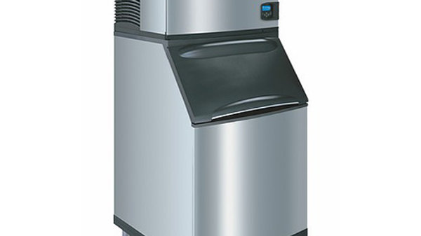 Manitowoc IRT-0500A-161 Ice Maker with D-570 Bin