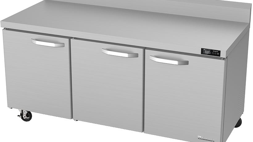 BLUR72-WT-HC Worktop Refrigerator
