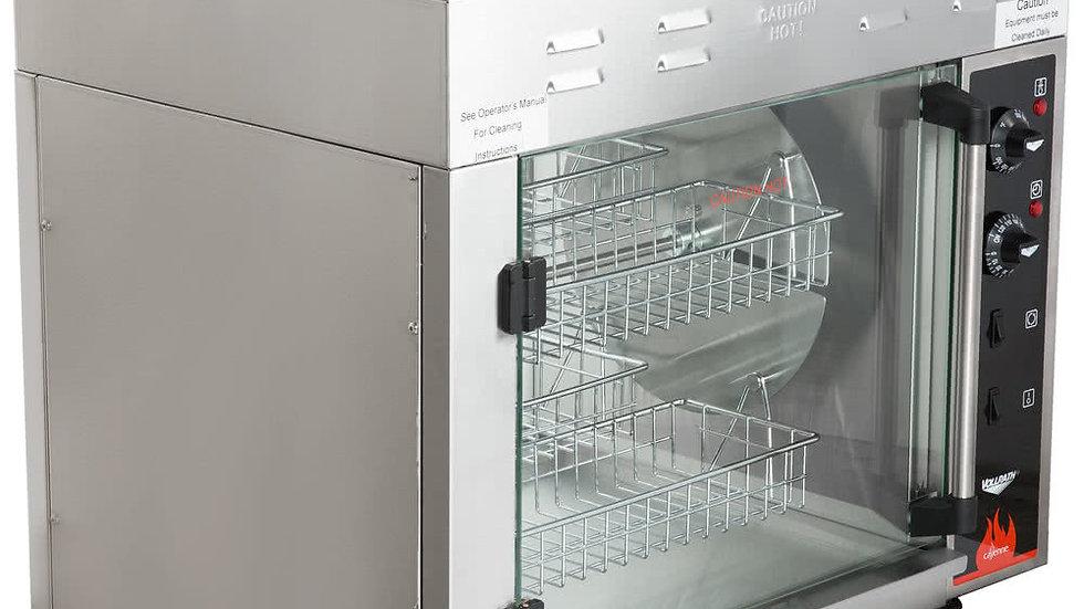 Vollrath 40841 15 Bird Countertop Electric Rotisserie Oven 208/240V