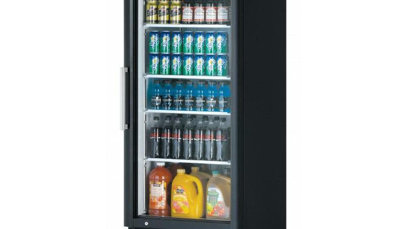 TGM-20SD-N6 Swing Glass Door Refrigerator