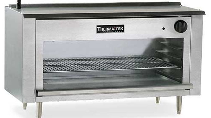 "36"" Gas Cheese Melter Therma-Tek TCM36"