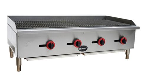 SABA CB-48 Gas Radiant Broiler 120,000 BTU