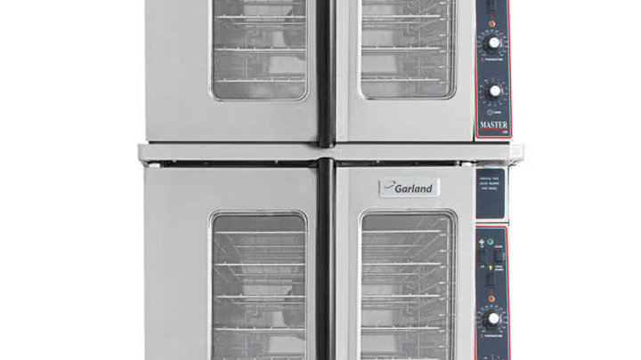 Garland MCO-ES-20-S Double Deck SD Full Size Electric Convection 208V, 1 Phase,
