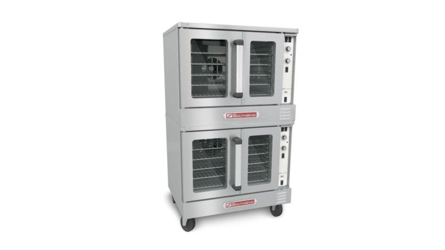 BGS/22SC Double Deck Gas Convection Oven 108K btu