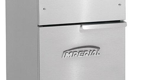 Imperial Range IFS-75 75lb Gas Floor Model Deep Fryer - 175,000btu