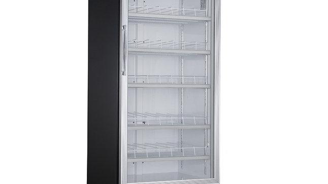 LG-430 Commercial Single Swing Door Glass Merchandiser Refrigerator