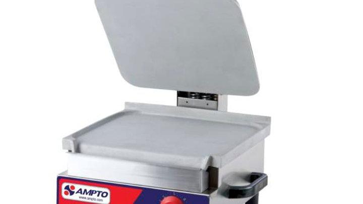 AMPTO Flat Electric Sandwich Grill SASL