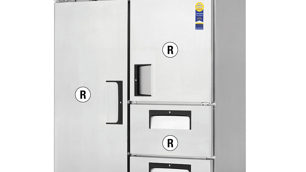 Everest ESR2D2 Refrigerator