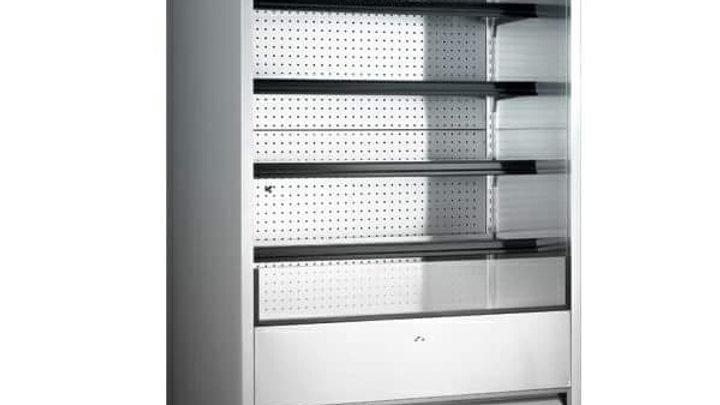 """48"""" Open Refrigerated Floor Display Case"""