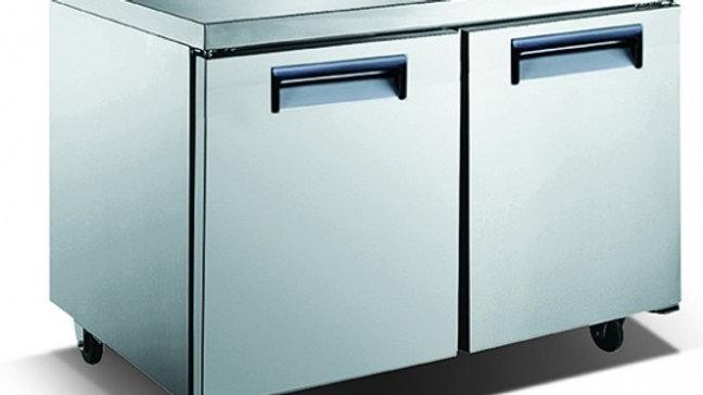 U-Star USUCRF-48 2 Door UndercounterRefrigerator