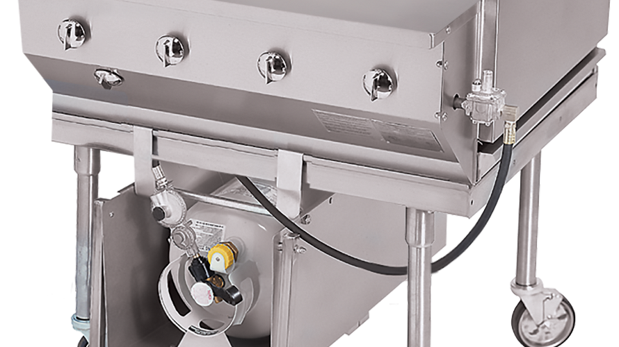 CBBQ Ultimate Series Commercial Outdoor Charbroilers : CBBQ 30S-P