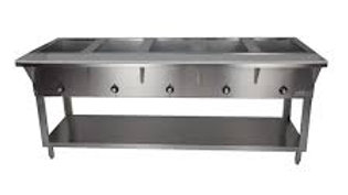 """Cozoc ST5005E-5 - Hot Food Table, electric, wet or dry operation, 78""""W, (5) well"""