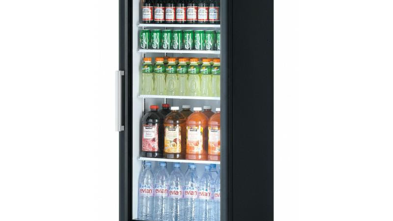 TGM-15SD-N6 Swing Glass Door Refrigerator