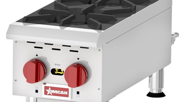 Gas Hot Plate 2 Burners