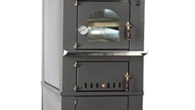 Wood Burning Oven With Roof 17 X31