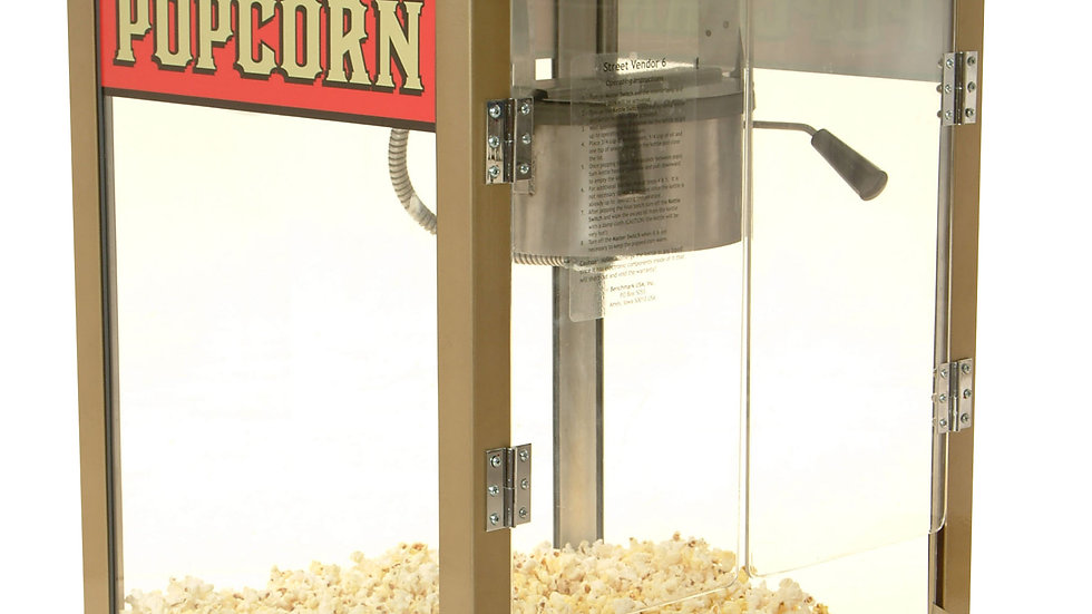 4OZ Street Vendor Popcorn Machine