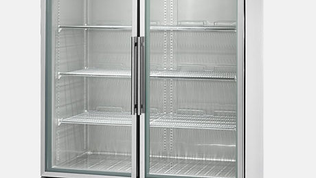 MODEL AGR49 Glass Door Refrigerator