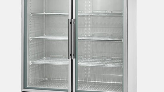 MODEL AGR49 Glass Door Refrigerator