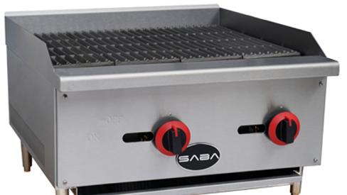 SABA CB-24 Gas Radiant Charbroiler