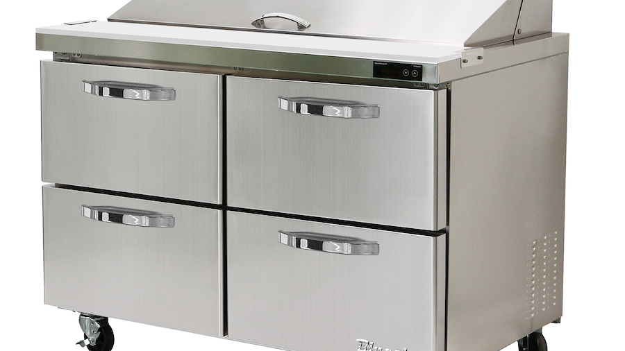 BLPT60-D4-HC Sandwich Prep Drawer