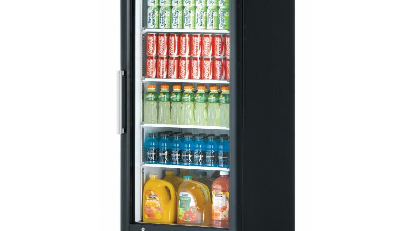 TGM-23SD Swing Glass Door Refrigerator