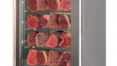 MATURMEAT® 150 KG DRY AGING CABINET WITH CLIMATOUCH® AND FUMOTIC®