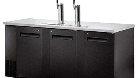 32 cu. ft. Direct Draw Beer Dispenser Kegerator (XUDD-4K)