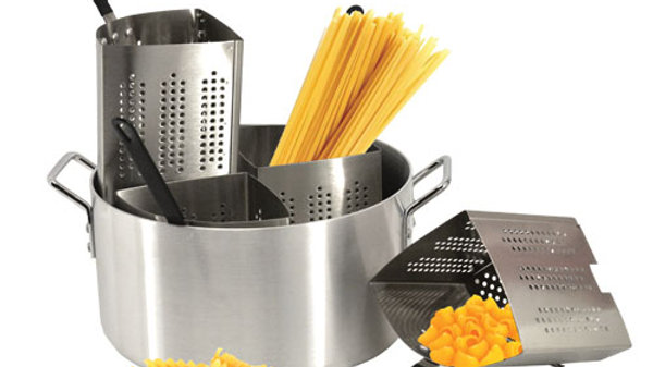 Aluminum Pasta Cooker Set