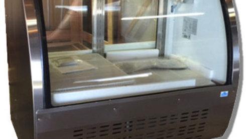 """47"""" Curve glass Deli Case (XDC120)"""