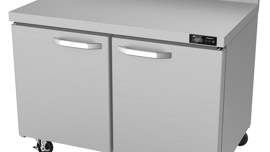 BLUF48-WT-HC Worktop Freezer