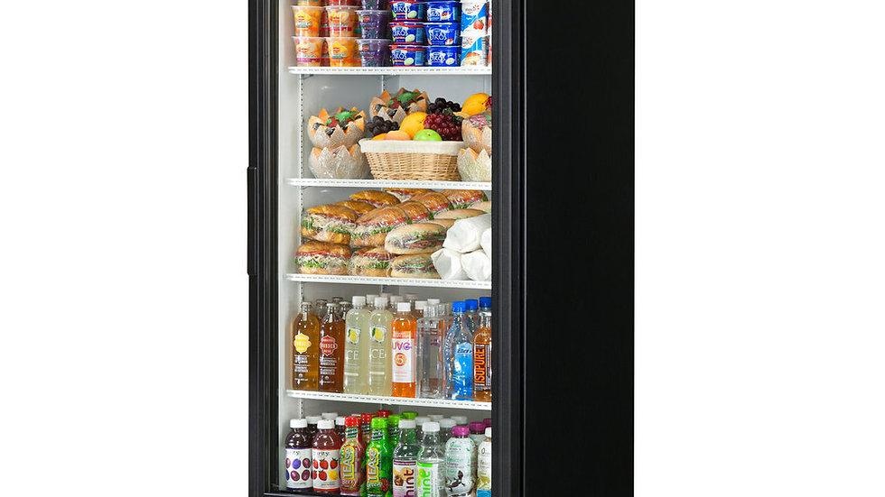 True GDM-23-HC-LD Refrigerator Merchandiser with 23 Cu. Ft. Capacity