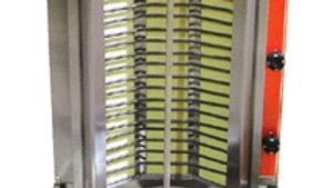 Omcan 20369 38-Inch Vertical Broiler - 66 Lb. Capacity