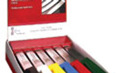 "4"" Paring Knives, 24/Retail Box-Assorted colors"